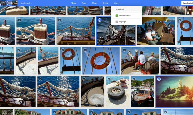 How to use the Google+ Snapseed editing tools – Part 1