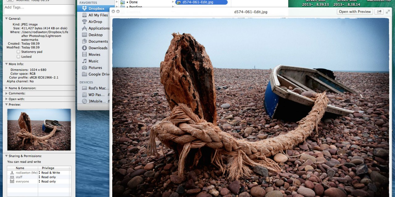 How to save photos at a fixed size with a Lightroom Export preset