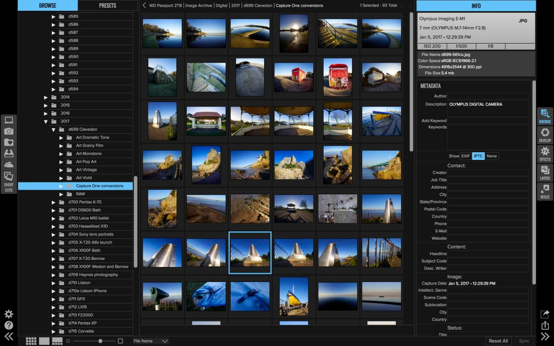 ON1 Photo RAW 2017 review