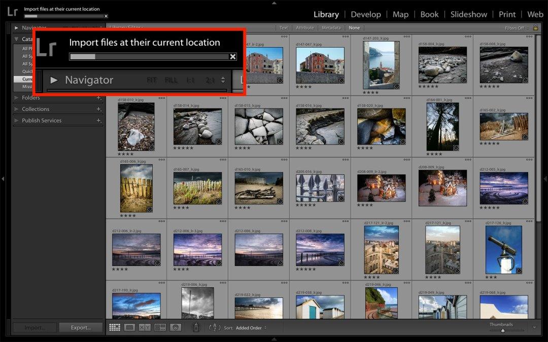Lightroom Virtual Copies