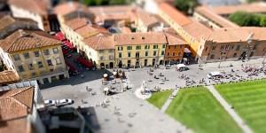 Miniature effect