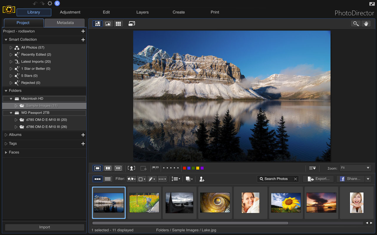CyberLink PhotoDirector 9 review