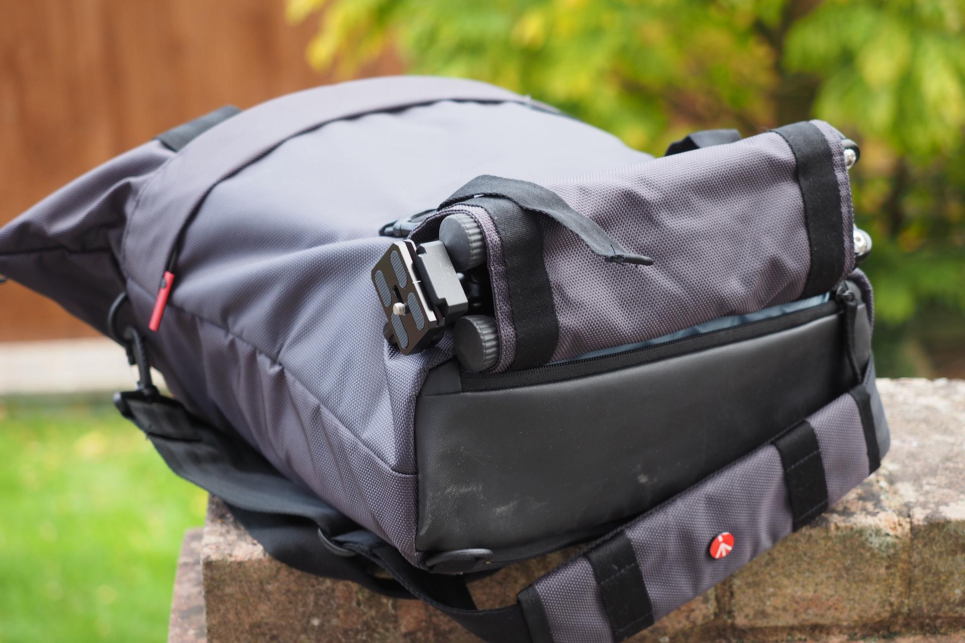 Manfrotto Manhattan Changer-20 three way bag review