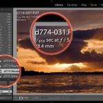 Batch rename in Adobe Bridge