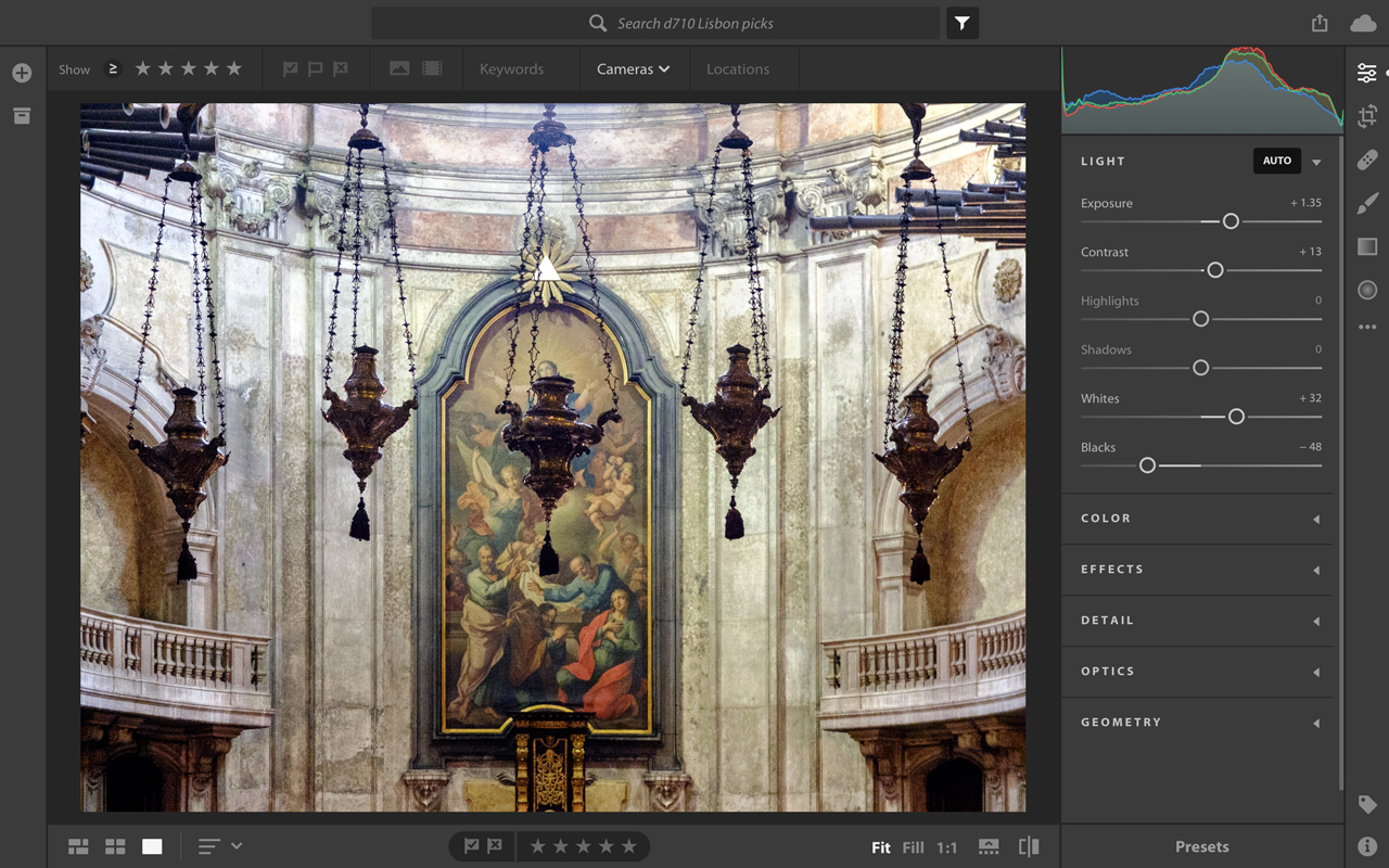 how to clear catalog in lightroom cc
