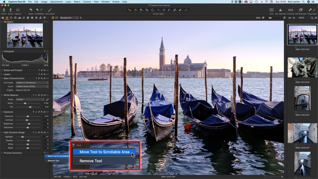 capa Devastar hecho  Capture One 20 review | Life after Photoshop