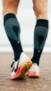 Compression socks = nostrum