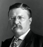 """Theodore Roosevelt """"Comparison is the thief of joy"""""""