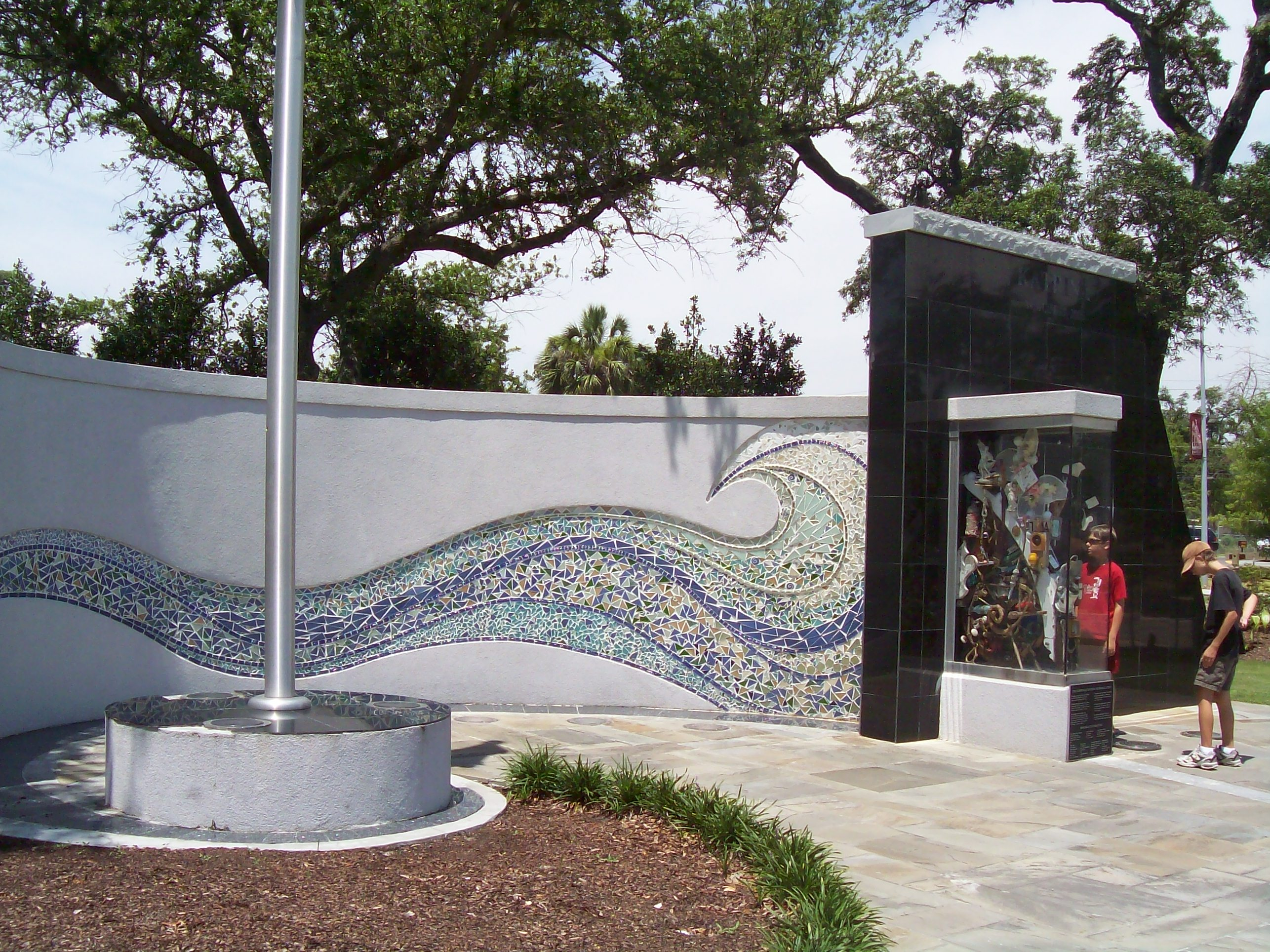 Katrina Memorial, Biloxi, MS