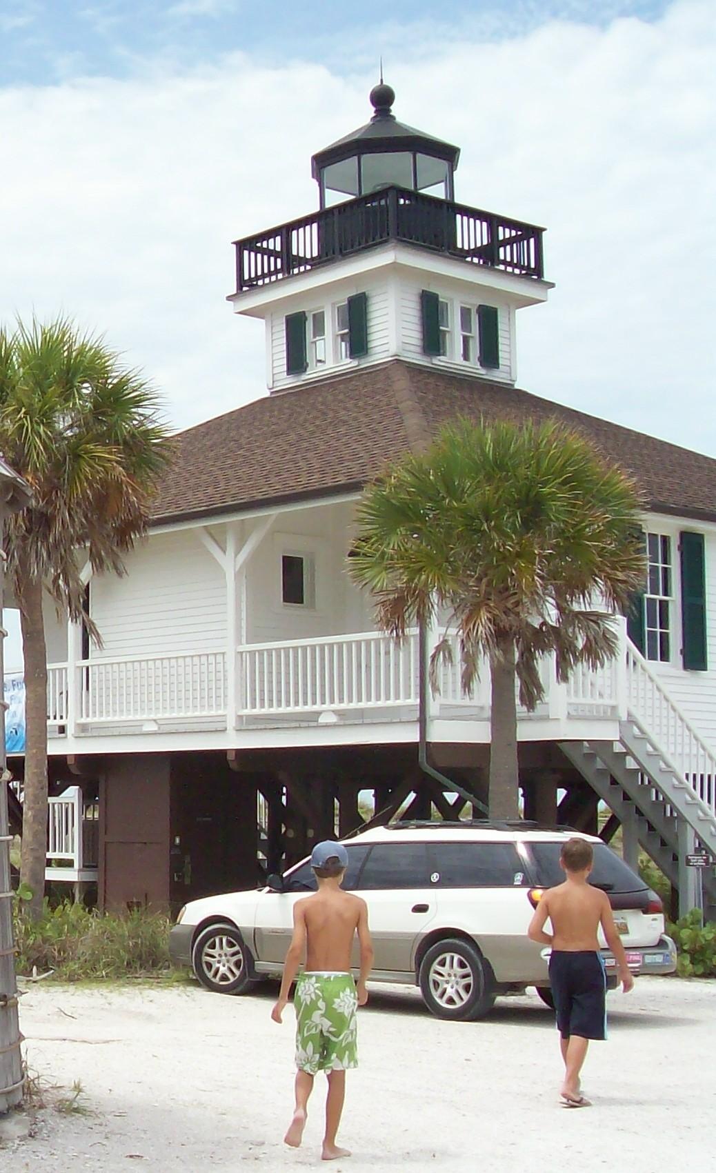Boca Grande Lighthouse and Museum