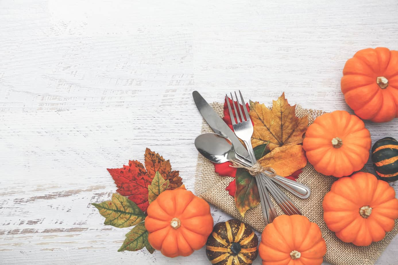 19 Simple And Cheap Thanksgiving Decorations Life And A Budget