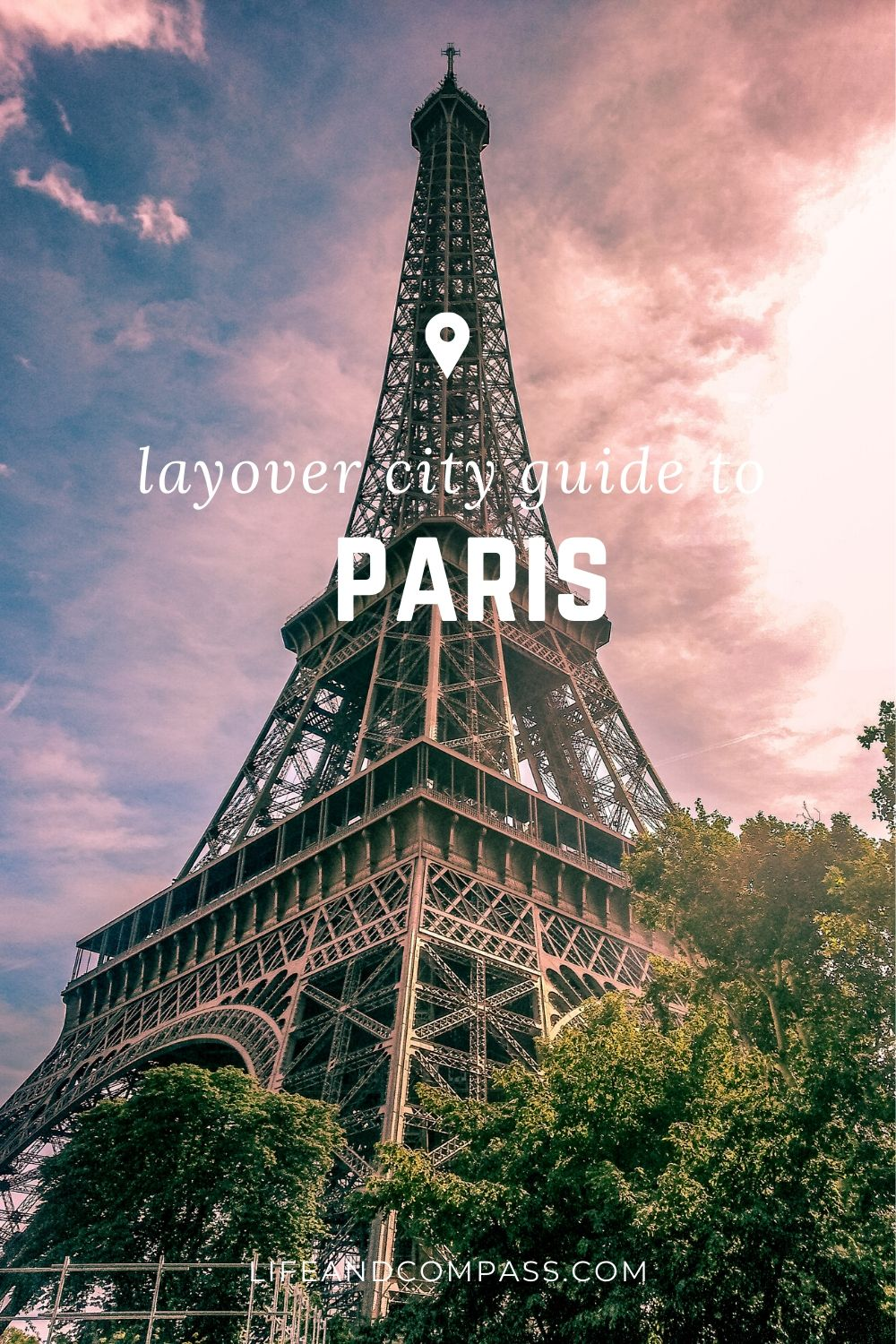 The best part was that I got to have a long layover in Paris which isn't really the worst thing to happen to a traveler. I mean, I get to visit Paris en route to Greece? Totally up for it!