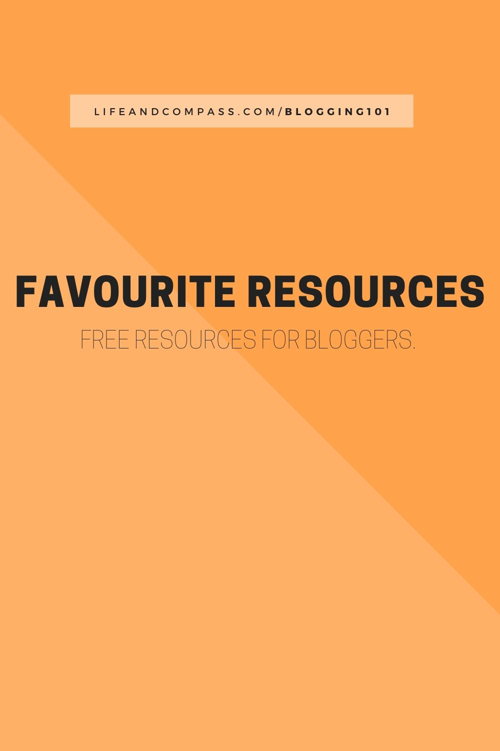 Every once in a while, I like to round up links to free resources that I've found to be helpful as a blogger and content creator.