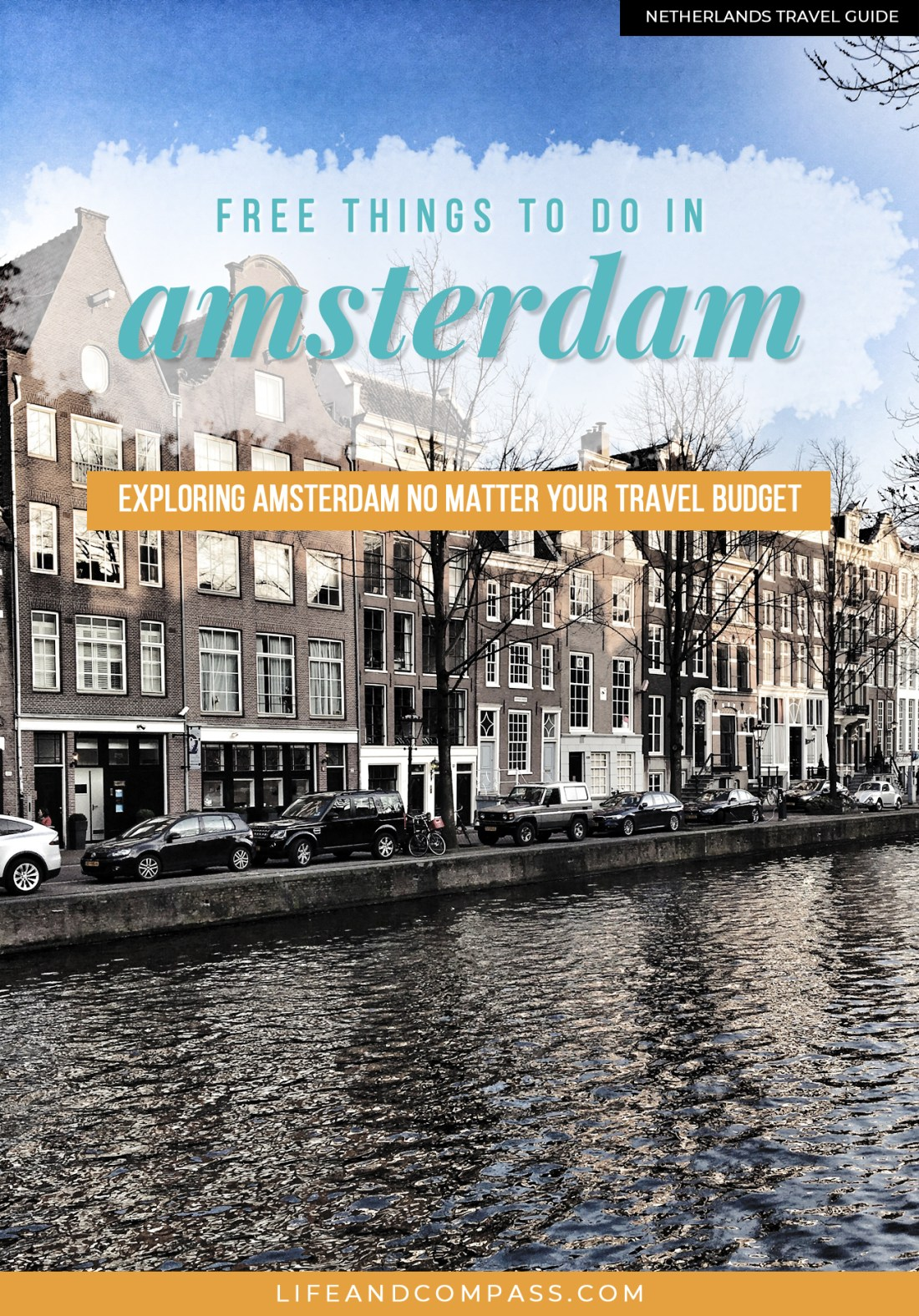As a major tourist attraction, I thought it was it's very difficult to find free things to do in Amsterdam. I've put together a list of free activities for all ages so you can plan your trip more efficiently!