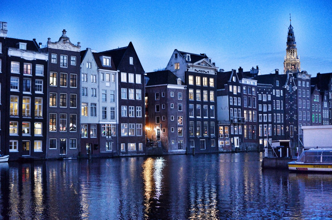 The dancing houses at the Damrak. As a major tourist attraction, I thought it was it's very difficult to find free things to do in Amsterdam. I've put together a list of free activities for all ages so you can plan your trip more efficiently!