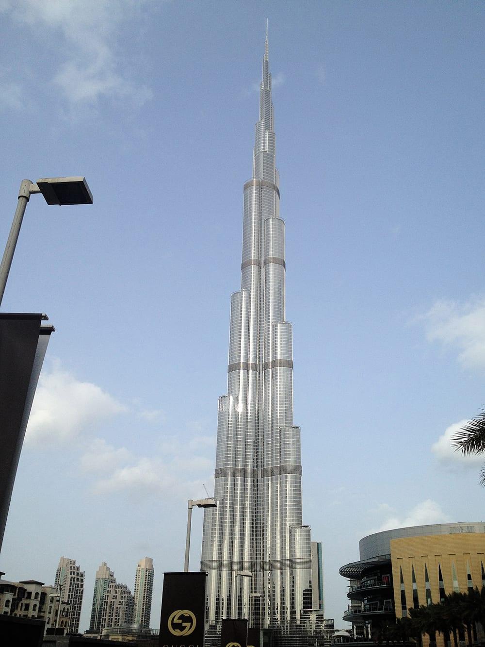 Burj Khalifa | Visiting Dubai's Tallest Attraction.