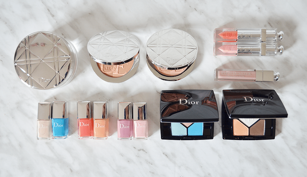 The new Dior Milky Dot Summer 2016 Collection is going to get the inner child in you out. And it's going to get the adult in you in collecting mode.