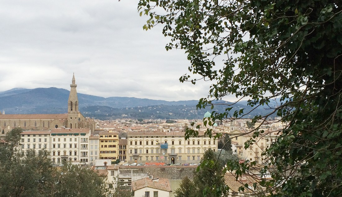 Postcard From | Florence.7