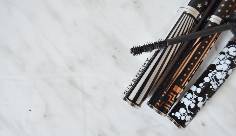 The limited-edition launch of the Givenchy Noir Couture Mascara Couture Collection which features the Noir Couture formula dressed up in couture!