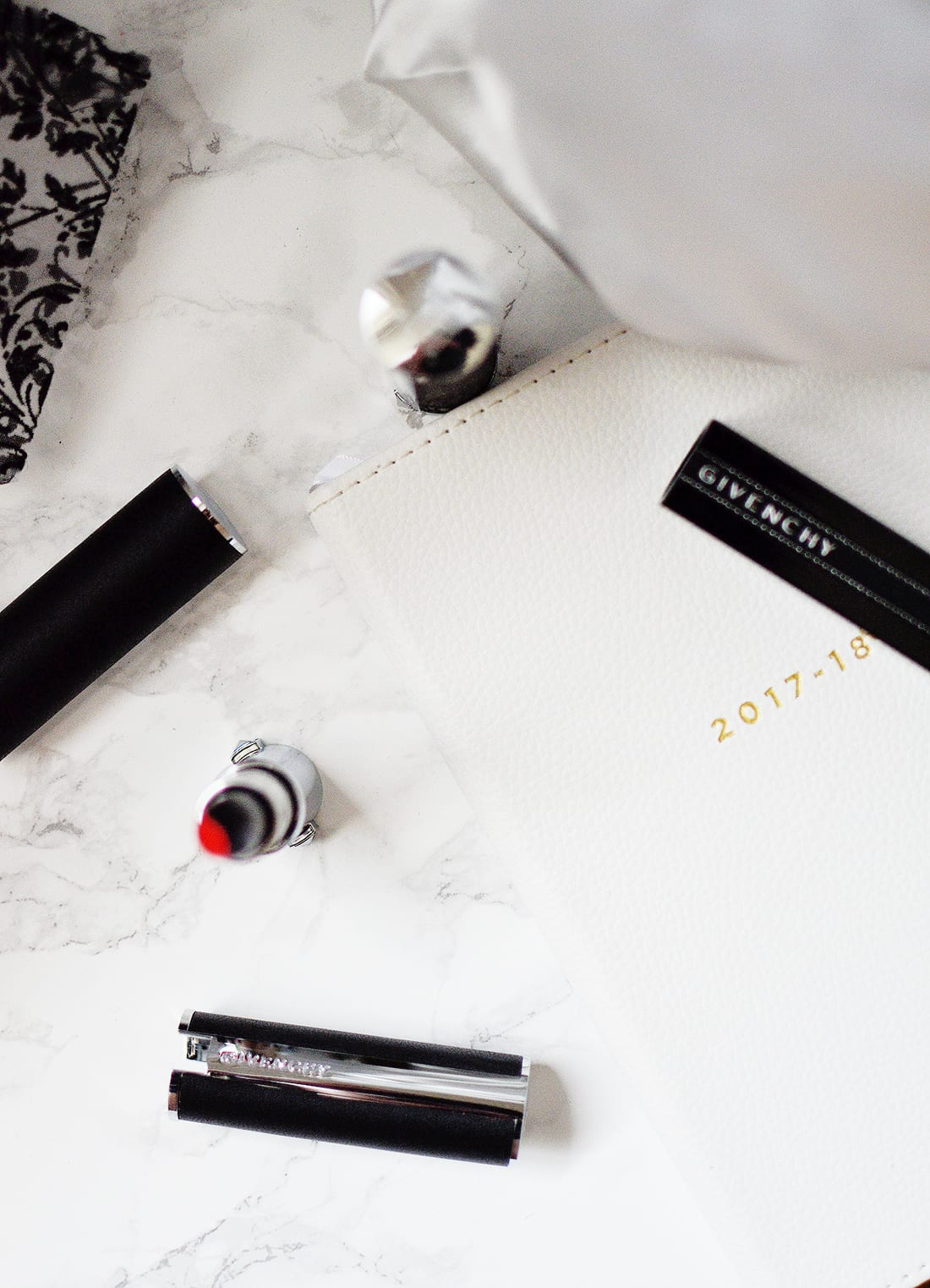 It's an exciting time in the beauty world; It's the perfect time to let you know of the Givenchy Le Rouge 2017 colour extension - seven colours to be exact!