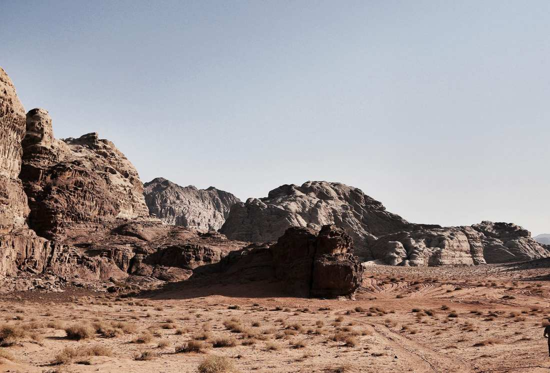 Experience a unique Wadi Rum experience through Bivouac Camping