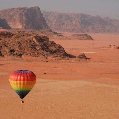 Wadi Rum Bedouin Camping (2020).