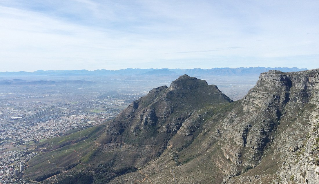 If you ask me where, it would only take me - at most - half a second to tell you where I'd like to go: Cape Town, South Africa to hike Table Mountain!