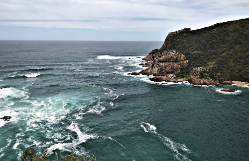Knysna - my base for the week of Garden Route roadtrip!
