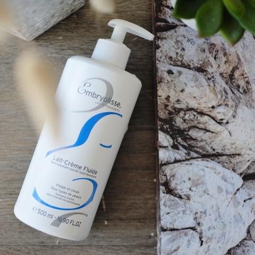 The Embryolisse Lait Creme Concentre Fluide is a new launch featuring a lighter formula of the French pharmacy favourite Embryolisse Lait Creme Concentre.