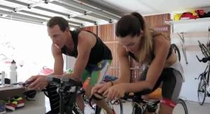 ASICS has delved into a day in the life of 2012 Ironman World Champion, Pete Jacobs and his wife Jamielle.