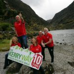 Will you Challenge Yourself & Challenge Cancer at the 10th Kerry Way Cancer Research Walk?