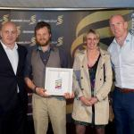 Killary Gaelforce wins National Sport Tourism Innovation Award at the European Sport Tourism Awards
