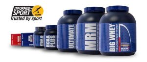 Nutrition X joins the Informed-Sport programme - Read more for Exclusive Reader Offer