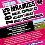 Less than 2 Weeks to NIFMA WBFMA IRELAND Bikini/Swimwear Fitness Model Championships