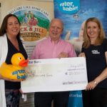 Water Babies Raise €16,000 for Children's Charities