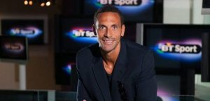 Rio Ferdinand sport summit websummit