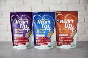 High-fibre super food Heart Up+ teams up with Diabetes Ireland