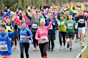 Runners pull on lucky pants to help ward off bad luck on race day, new survey by Inverness Half Marathon discovers