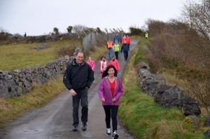 Menlo Walk 2016 in aid of Ability West Autism Services Galway