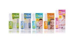 DLux vitamin d spray