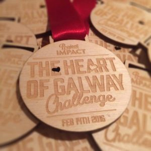 Project IMPACT launches The Heart of Galway Challenge