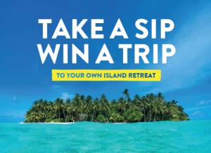 Win A Trip To Simple Island With Vita Coco Coconut Water