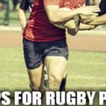World leading nutritionist gives his top tips for players during the Six Nations