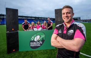 Dublin Hosts International Rugby 7s Festival
