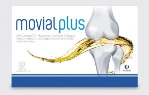 Don't let joint pain stand in the way of your Summer fitness goals with help from Movial Plus