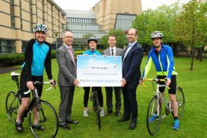 Charity Cycle At Tallaght Hospital Aims To Raise Thousands For Renal Services