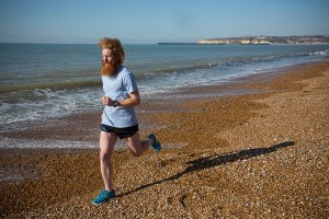 Extreme adventurer Sean Conway Ultra Triathlon
