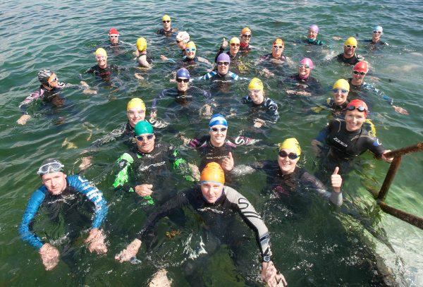 Frances Thornton Bay Swim
