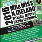 NIFMA Mr & Miss Northern Ireland