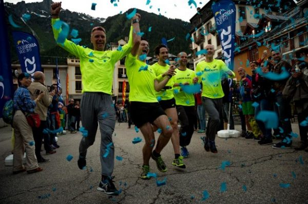 In an epic finish cheered on by a huge crowd in Chamonix town centre, it was team Northern Europe that took the title. Featuring one amateur and one expert each from the UK (Matty Hynes, James Rory MacDonald), Sweden (Jonas Buud, Anna Sofie Nelsson) and the Netherlands (Erben Wennemars, Chris Berendse) - finished the global race in 14:50:00, an unbelievable 51 minutes ahead of the sunset!